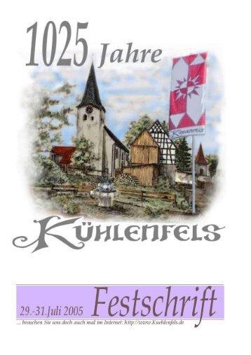 Refrain - Kühlenfels