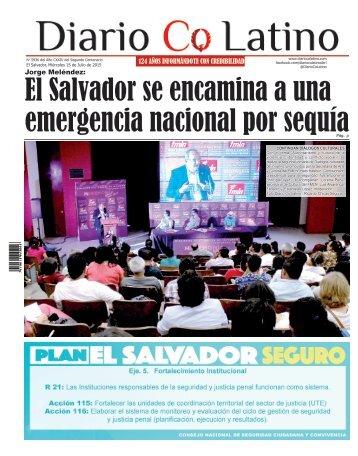 Edición 15 de Julio de 2015