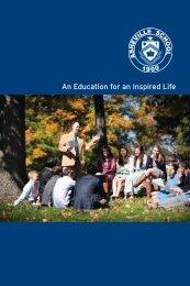 Asheville School Viewbook