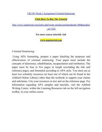 CRJ 308 Help Education Expertcrj308helpdotcom