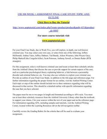case study of john wayne gacy english literature essay A box containing marijuana and rolling papers gacy, john wayne a question of a case study on john wayne gacy (1996) the university of alabama.