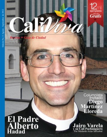 Revista CALIVIVA Edicion No. 004