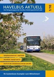 1/10 - Havelbus Verkehrsgesellschaft mbH