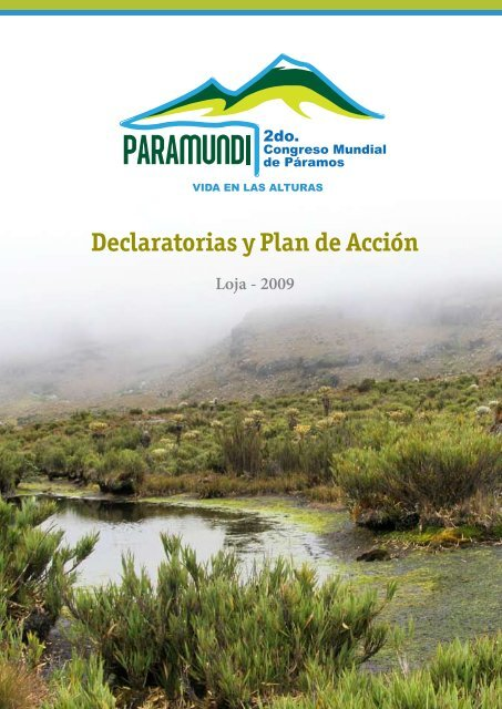 folleto paramundi2.pdf - Condesan