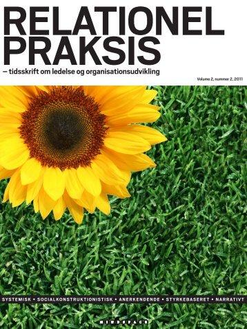 –tidsskriftomledelseogorganisationsudvikling - Forlaget Mindspace