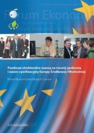 Wersja PDF - Europejski Dom Spotkań Fundacja Nowy Staw