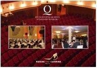 Gastronomie - Rossini-Gruppe