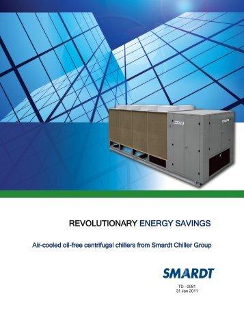 SMARDT Air Cooled Catalogue - Dyna-Tech Sales Corporation