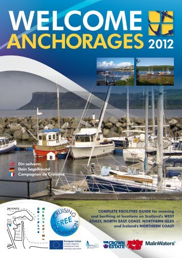 Welcome Anchorages - The Crown Estate