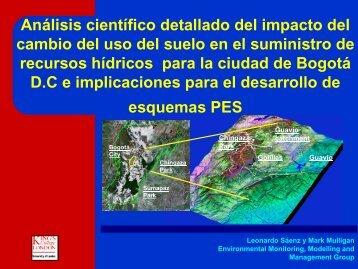 Análisis científico detallado del impacto del cambio del uso del ...