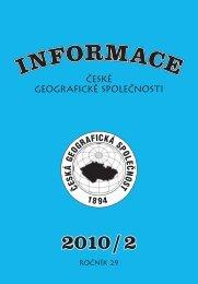 icgs022010 - Česká geografická společnost