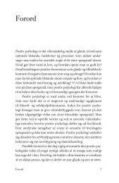 Bogens forord (pdf) - Forlaget Mindspace
