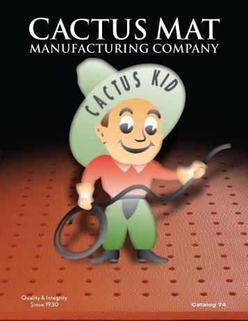 CACTUS MAT - Key Industrial