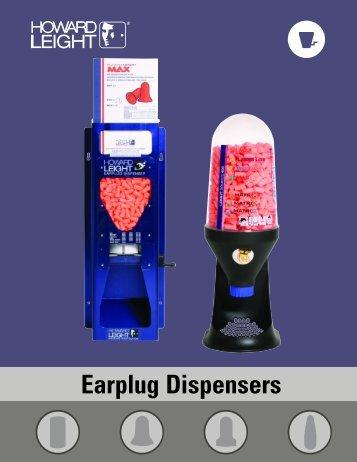 Earplug Dispenser Brochure (PDF) - Howard Leight