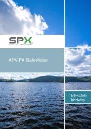 APV FX SafeWater