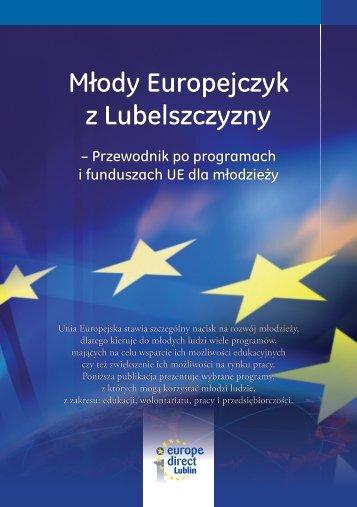 Młody Europejczyk z Lubelszczyzny - Europejski Dom Spotkań ...