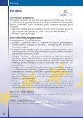 Młody Europejczyk z Lubelszczyzny - Europejski Dom Spotkań ... - Page 6