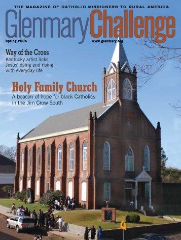 Spring 2006 - Glenmary Challenge