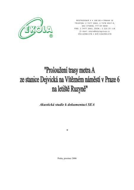 příloha č. 1 - Magistrát hl. m. Prahy