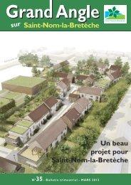 Bulletin municipal n°35 - Saint Nom la Bretèche