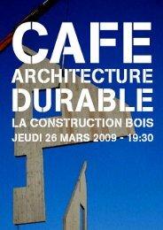 Compte rendu - (CAUE75) Paris