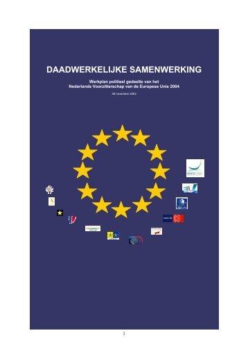 Daarwerkelijke samenwerking - Buro Jansen & Janssen