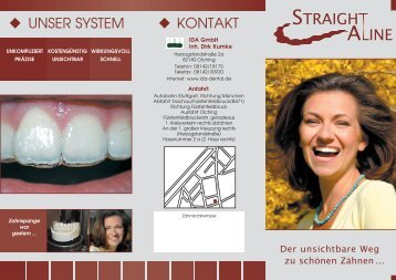 STRAIGHT ALINE - ida-dental