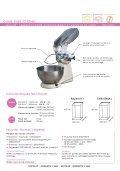 Pétrin mélangeur 10 litres N°18 - Techni-Contact - Page 3