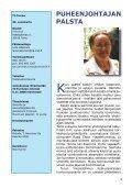 Jäsenlehti 3/2008 - Turun Seudun Invalidit ry. - Page 3