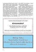 Jäsenlehti 3/2008 - Turun Seudun Invalidit ry. - Page 4