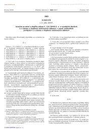 363/2007 Zákon, ktorým sa mení a dopĺňa zákon č. 131/2002 Z. z. o ...