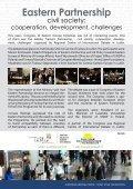 NEWSLETTER - Europejski Dom Spotkań Fundacja Nowy Staw - Page 2