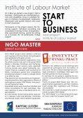 NEWSLETTER - Europejski Dom Spotkań Fundacja Nowy Staw - Page 3