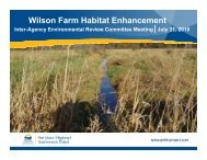 20100721 PPT Wilson Farm IAERC Update - July 21.pdf