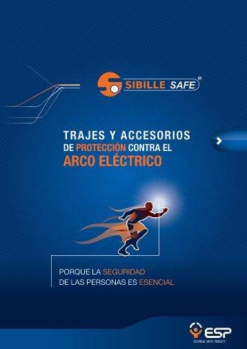 riesgos del arco eléctrico - Sibille Fameca Electric