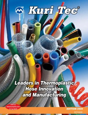 Leaders in Thermoplastic Hose Innovation and ... - Key Industrial