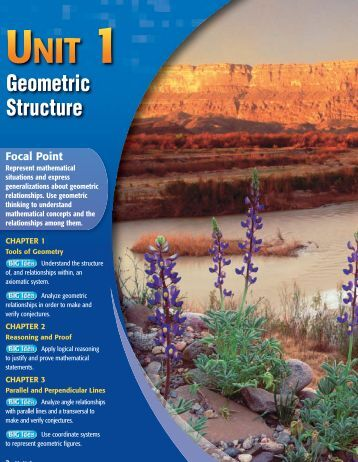 Geometry, Chapter 5 Resource Master by McGraw-Hill