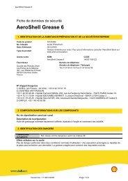 AeroShell Grease 6 - Techni-Contact