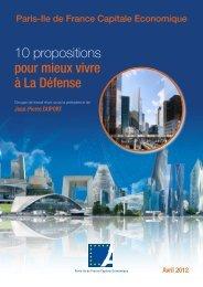 10 propositions pour mieux vivre à La Défense - Greater Paris