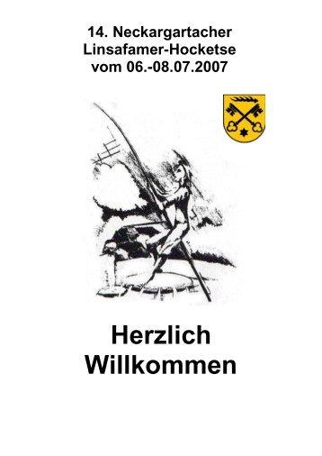 Hobbykünstler auf der Hocketse - Neckargartach Online