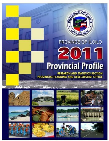 Annual Provincial Profile 2011