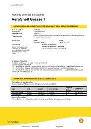 AeroShell Grease 7 - Techni-Contact