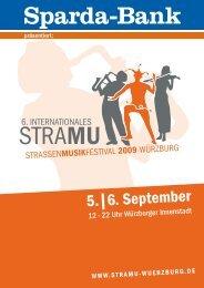 Stramu 2009 Programm