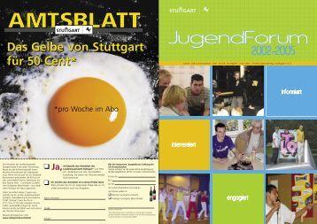 Das Gelbe von Stuttgart für 50 Cent* Das Gelbe von Stuttgart für 50 ...