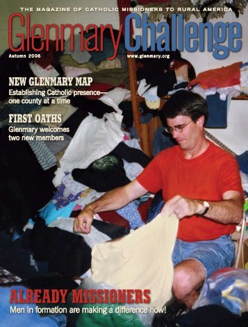 Autumn 2006 - Glenmary Challenge