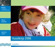 Vuosikirja 2006 - Invalidiliitto.fi - Invalidiliitto ry