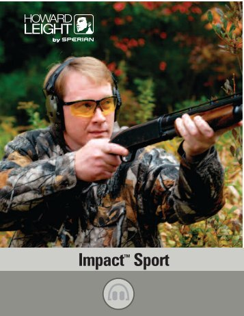 Impact™ Sport - Howard Leight
