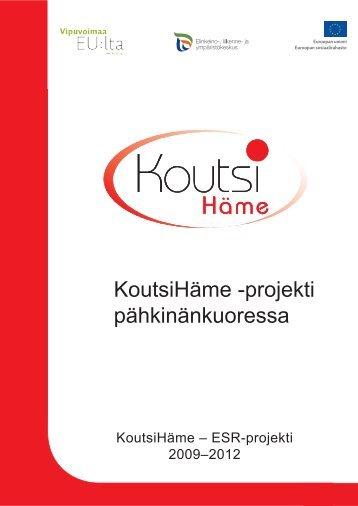 KoutsiHäme -projekti pähkinänkuoressa - Kiipula, Kiipulan koulutus