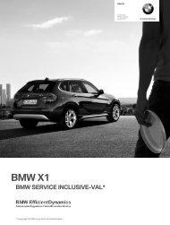 BMW X1 árlista - Leier Autó Kft.