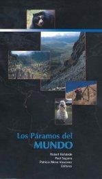 Los Paramos del Mundo.pdf - Condesan